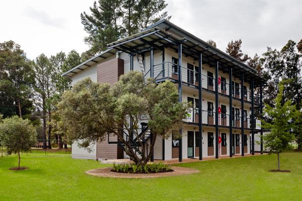 Goldfields External View