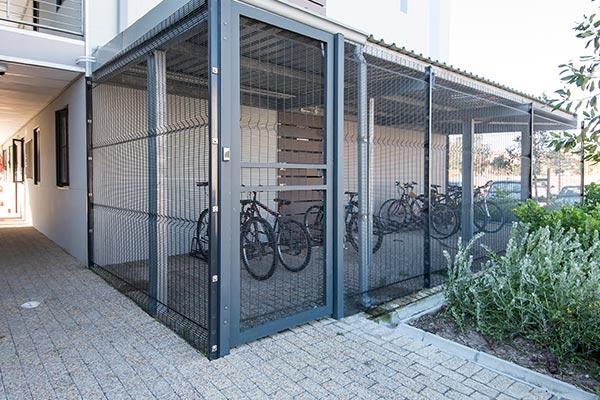 Nkosi Johnson Bike Lock