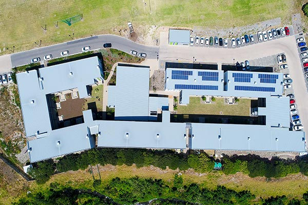 Stellenbosch University Kerkenberg Layout