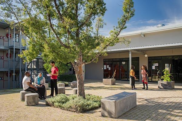 Ubuntu Campus Exterior